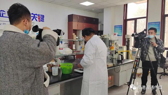 京港视通报道:《中国建材高质量发展》之方达康砂浆技术研究院