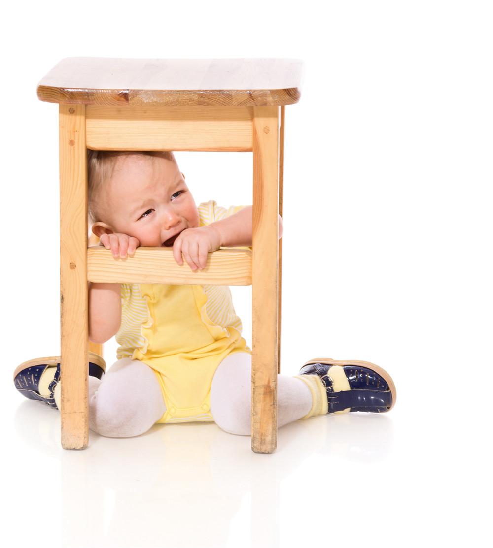 0-3岁宝宝最怕这10件事,妈妈记好了