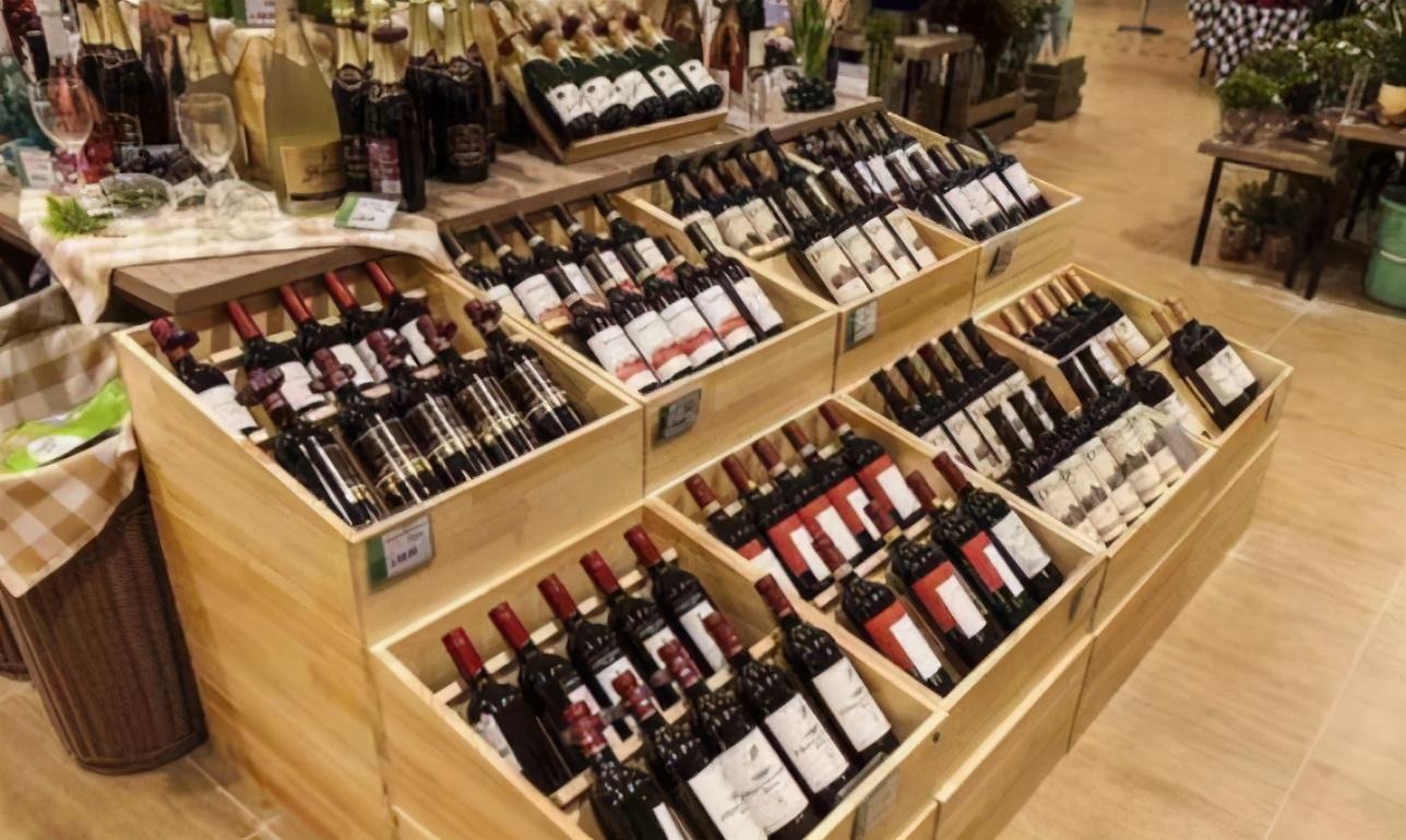 超市10元换购的红酒 是真酒吗?能放心喝吗?可能和你想得不一