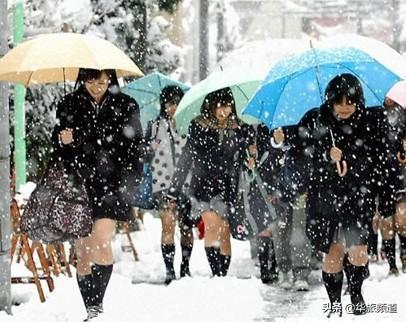 为什么日本的女孩子冬天还穿短裙?不冷吗?