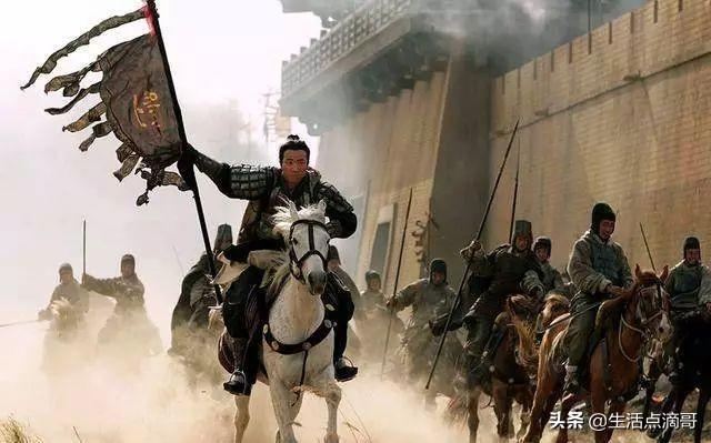 历史故事——北汉名将杨业