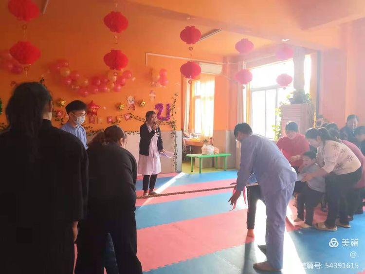 南阳市中医院儿童医院成功举办医患联欢活动