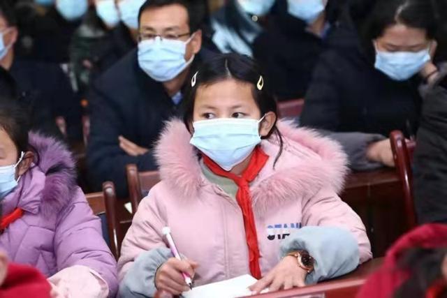 武威凉州区高坝镇学校举行甘肃生态环境科普宣传活动