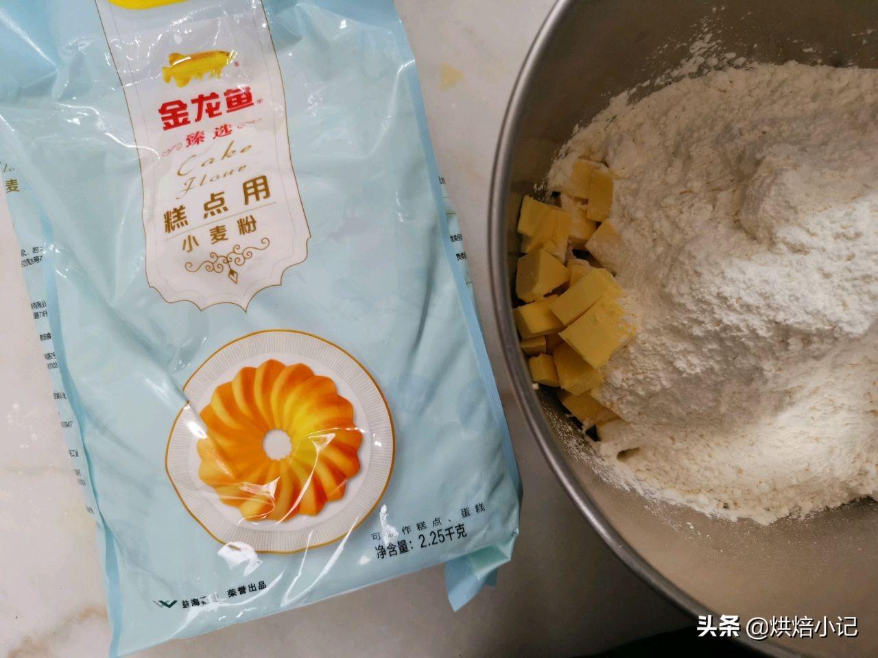 烘焙教程:超诱人的酥皮泡芙做法详解