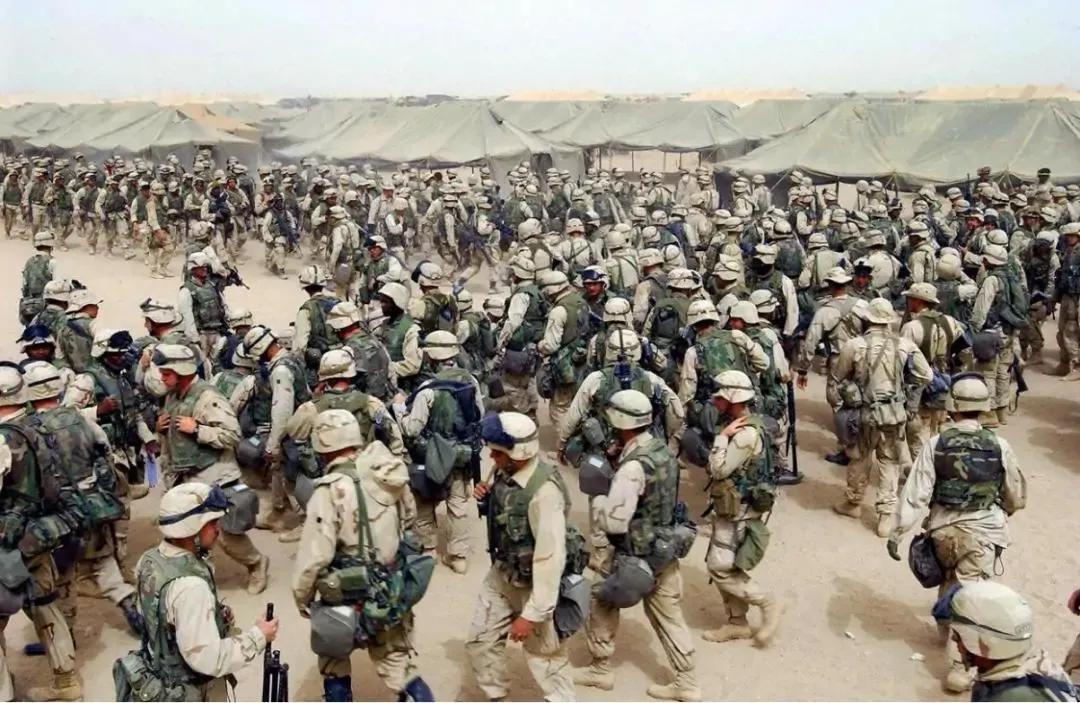 海湾战争中,如果美军面对的是中国军队,会不会溃不成军?