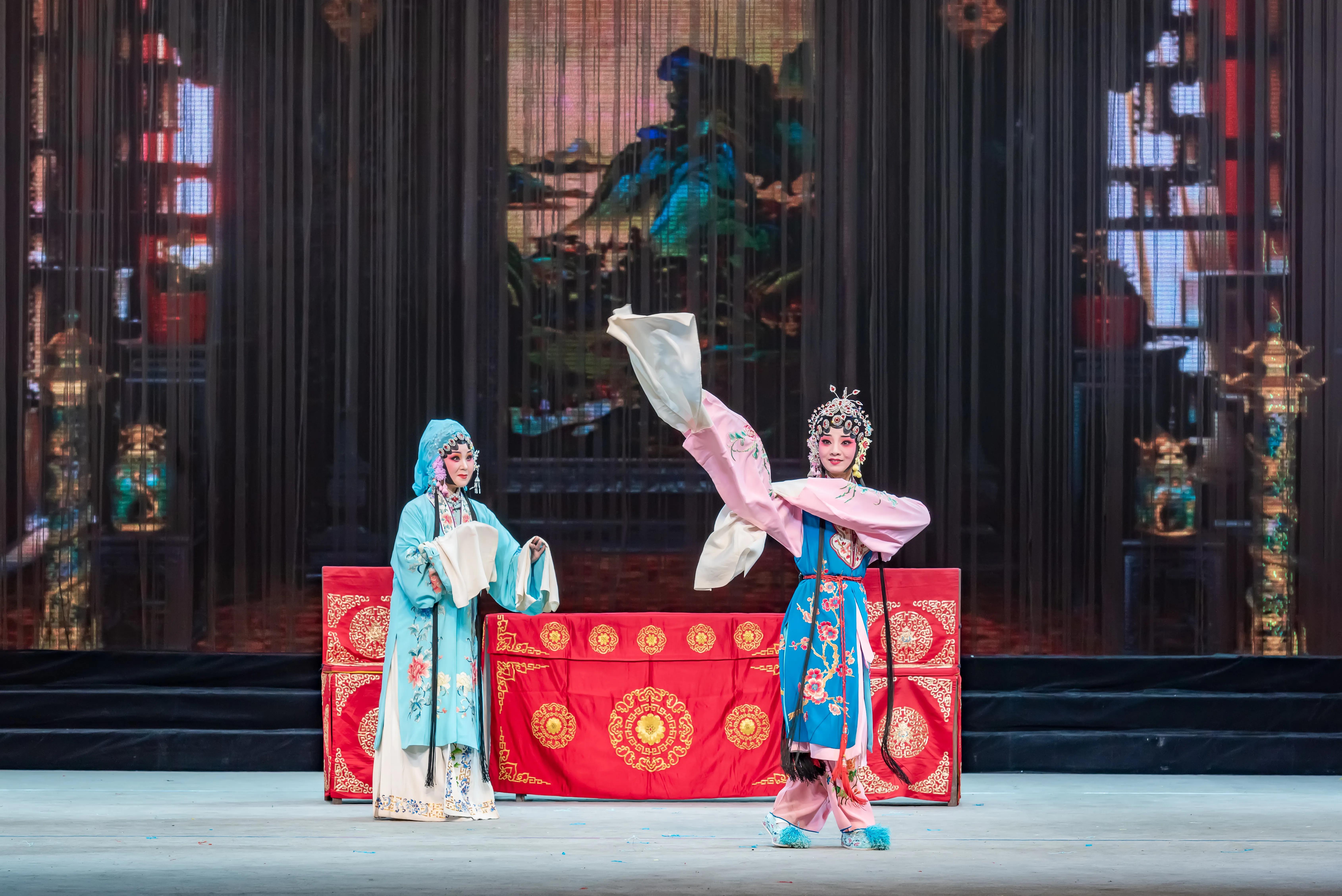 新春好戏来袭,百年三意社演出秦腔经典剧目《赵氏孤儿》