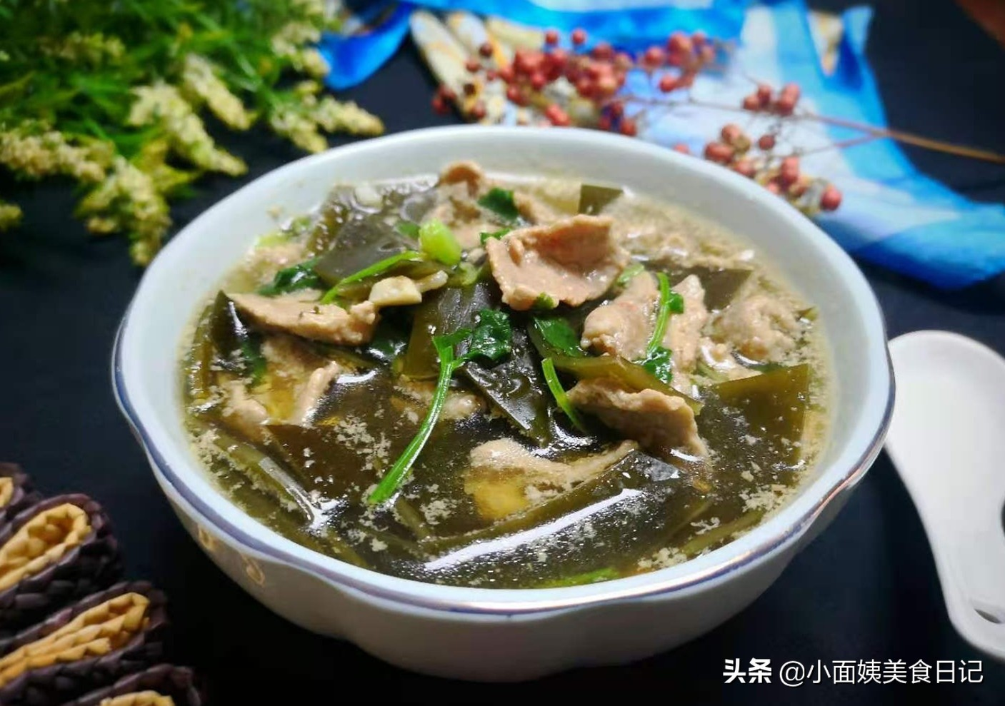 这6道汤要常喝,清甜滋润,防春燥健脾胃 食疗养生 第4张