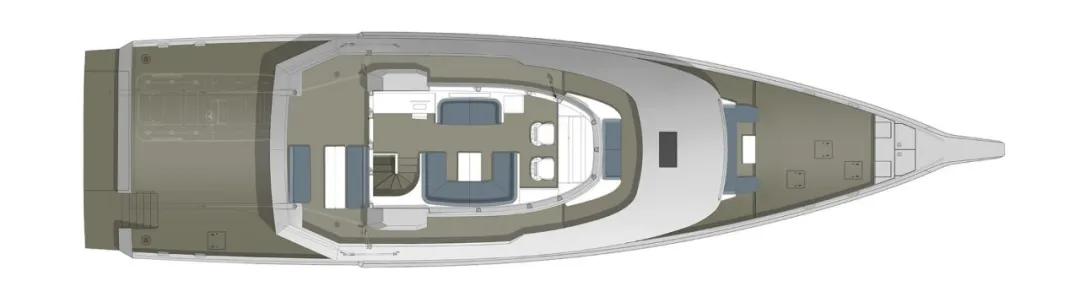 真正顺应时代趋势的探险艇,这艘游艇由回收的铝和塑料瓶制成