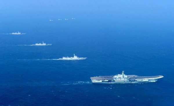 我命在我,5年前中美海军对峙南海,最后关头双航母为何突然离开