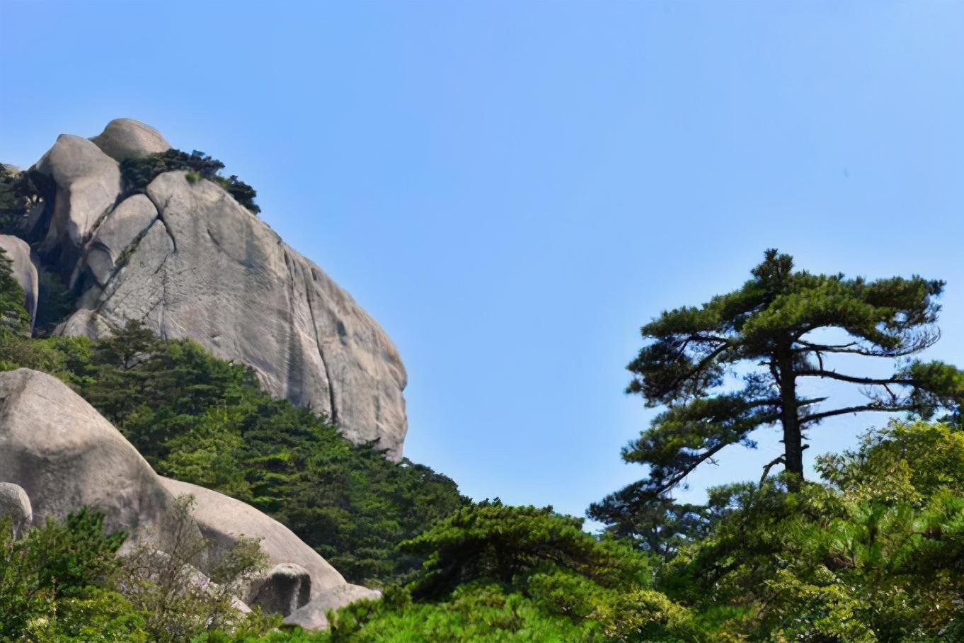 """安徽有座""""第一名山"""",將對國人免費開放五天,堪稱完美避暑勝地"""