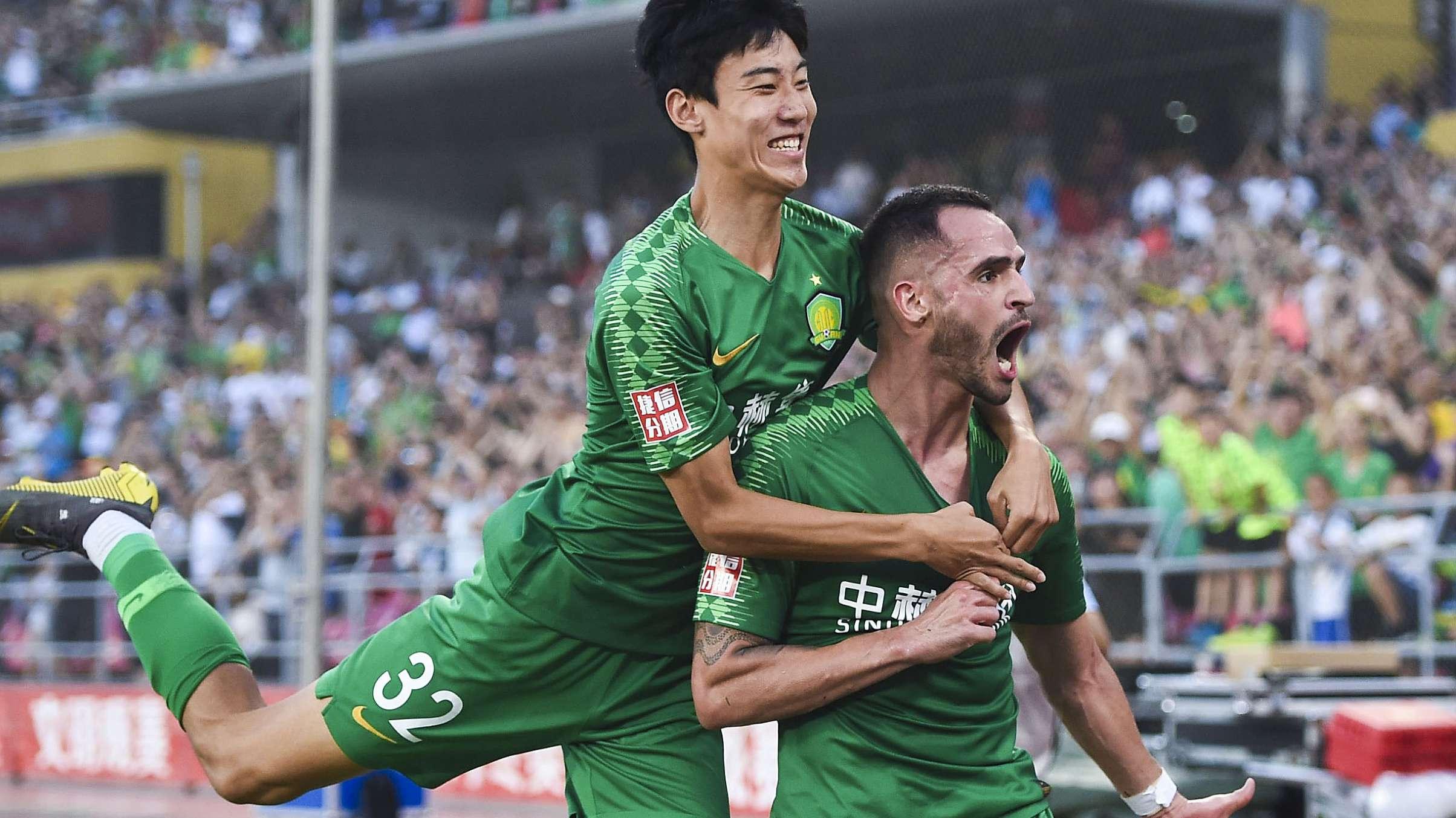 「中超B」赛事前瞻:北京国安vs重庆当代,北京国安重返胜轨