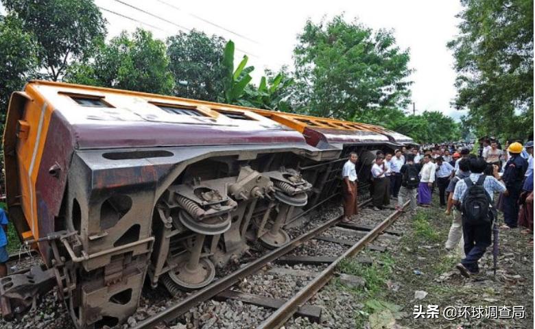 6月10日,中國周邊傳來了3個壞消息,印韓大樓坍塌,緬甸軍機墜毀