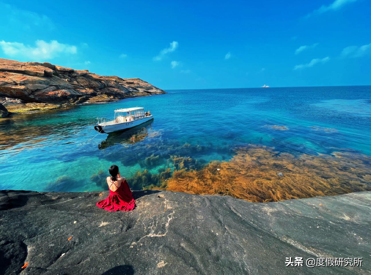 海水清得离谱,游人屈指可数!广东最像马尔代夫的五个不知名海湾