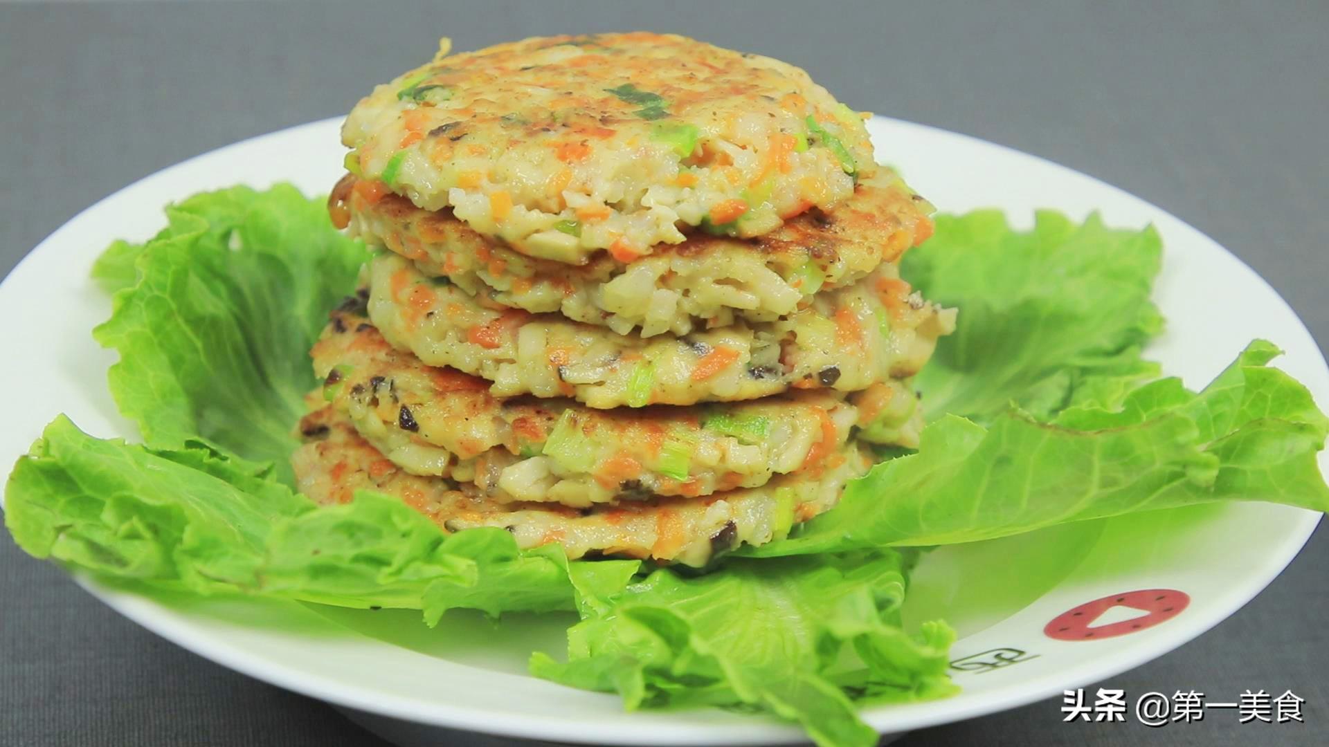 """厨师长分享""""香酥煎饼""""的做法,食材丰富有营养,做法简单 美食做法 第16张"""