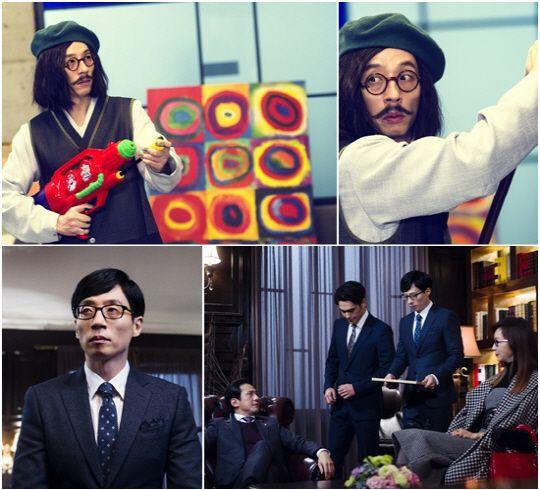 大发!刘在石惊喜客串韩剧《丧尸侦探》,扮演僵尸真的太惊悚了