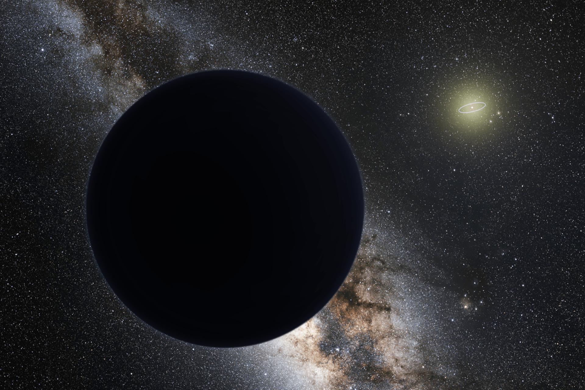 太阳系的第九行星真的存在吗?
