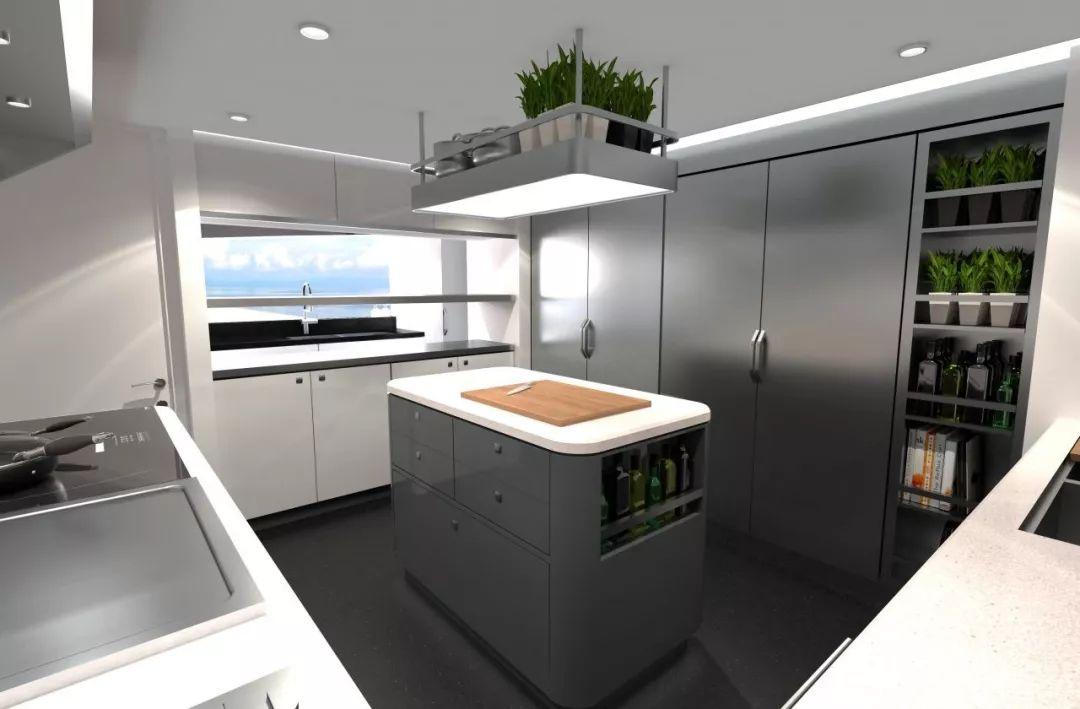 英国Sunseeker圣汐发布新款161三层飞桥游艇