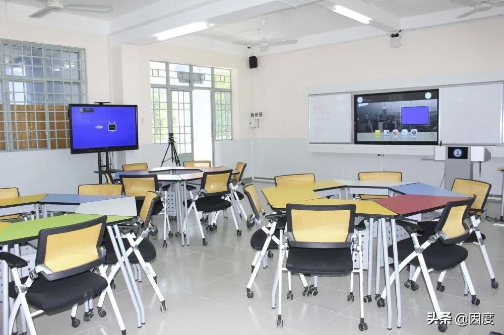 因度案例分享 打造有时效,有深度的智慧教室
