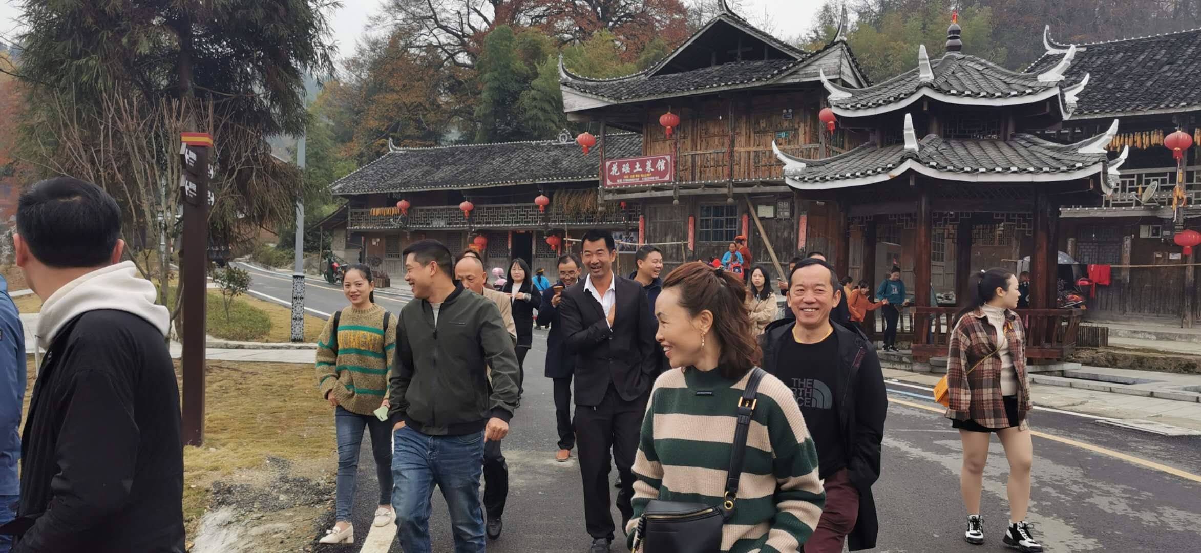雪峰山旅游后发赶超成样板   三湘文旅团体参观纷至沓来