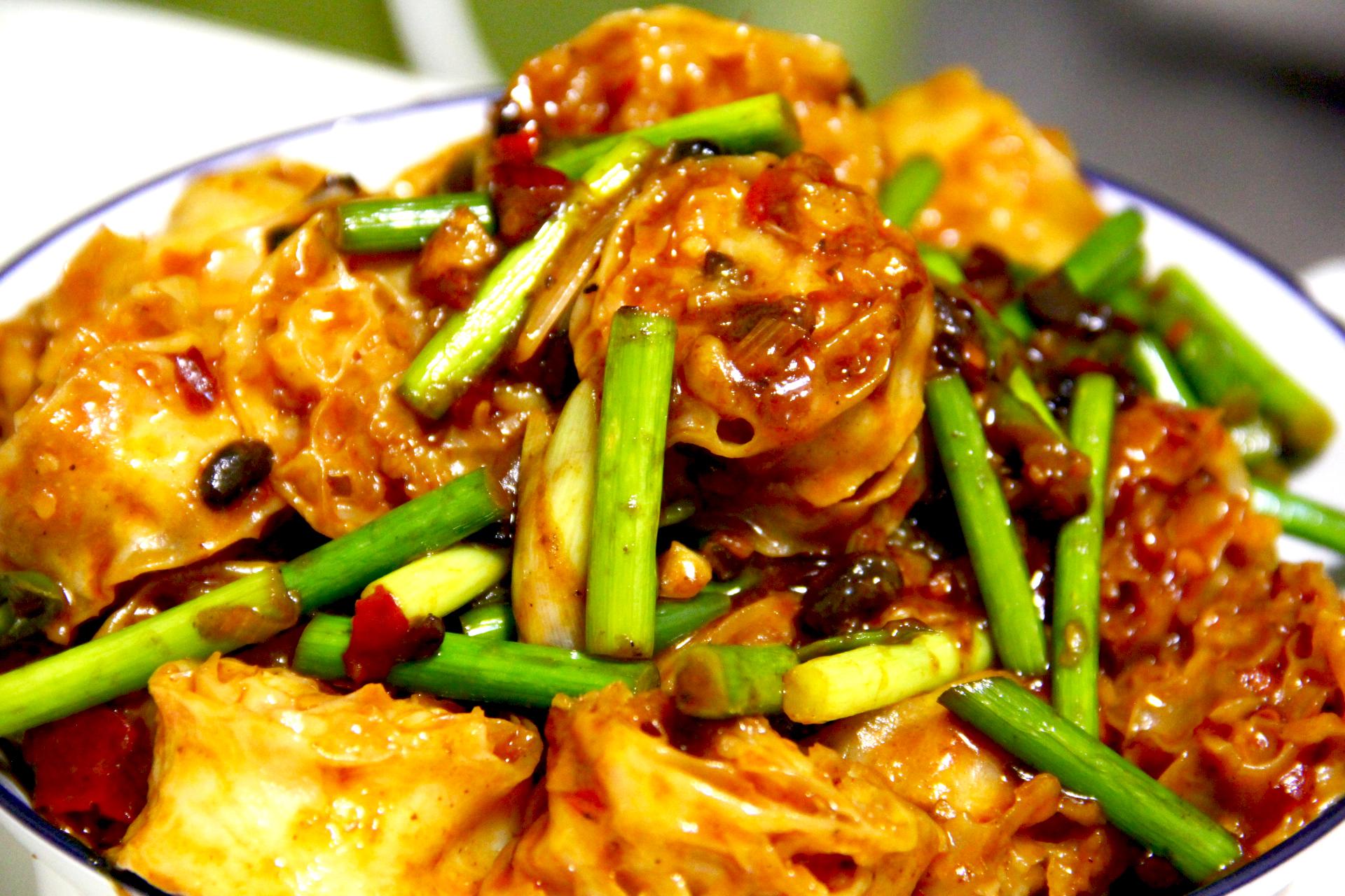 很多人年夜饭要吃的香汁面藕做法 (视频
