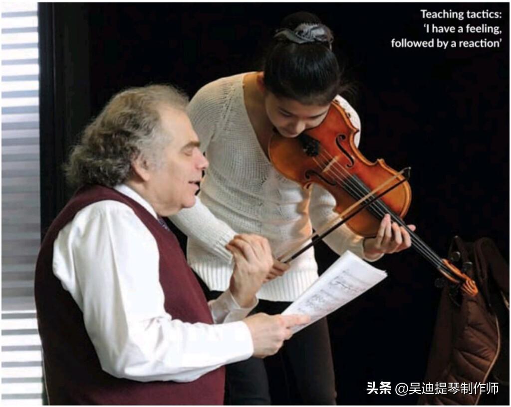 扎哈尔·布朗 - 著名的提琴教育家