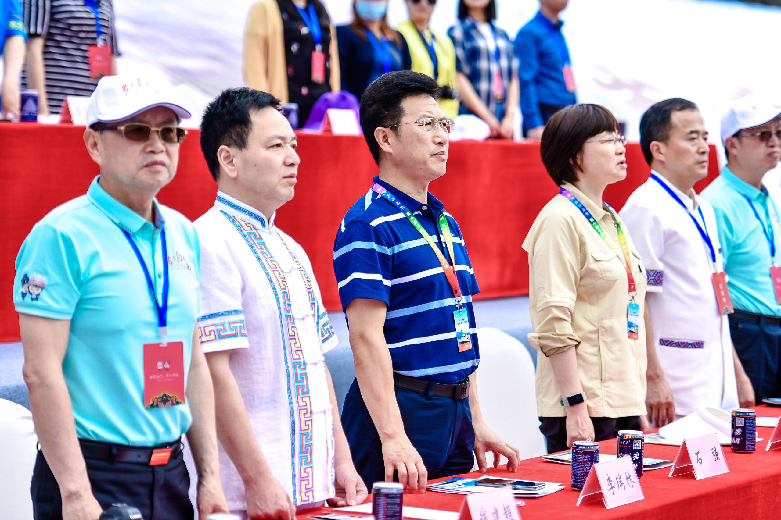 中国·彭水摩托艇大奖赛、中国·彭水桨板公开赛盛大开赛