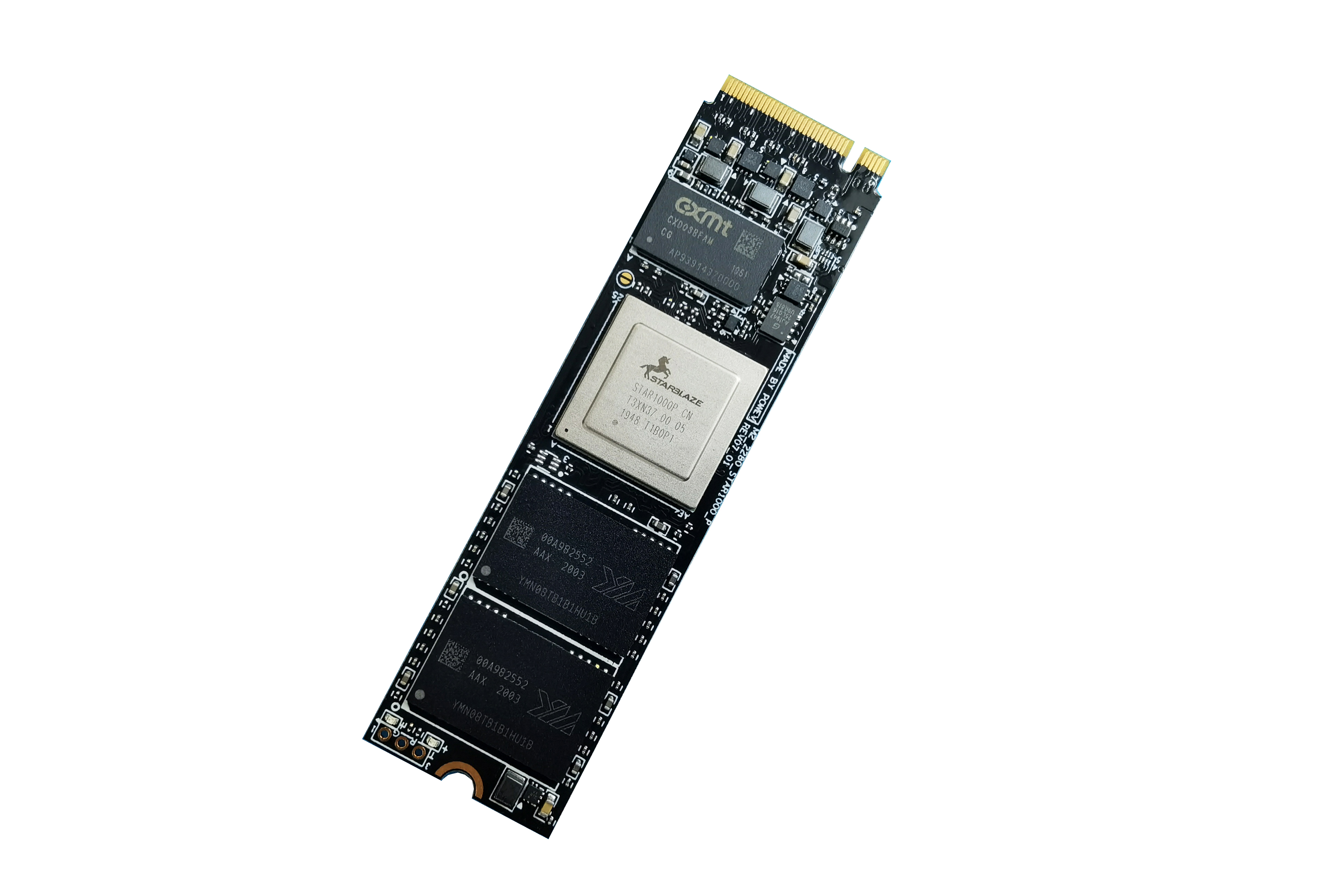 中国芯!国产NVMe PCIe 3.0 SSD震撼首发