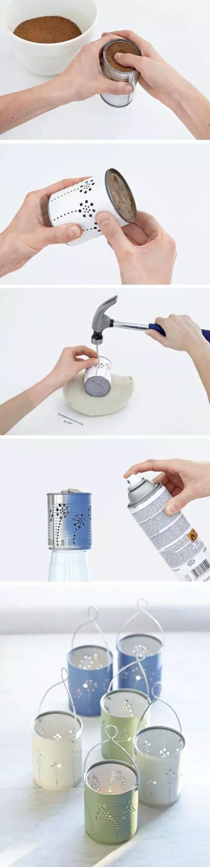 手工DIY丨值得一试的威尼斯人网站_小手工(奶粉罐篇)