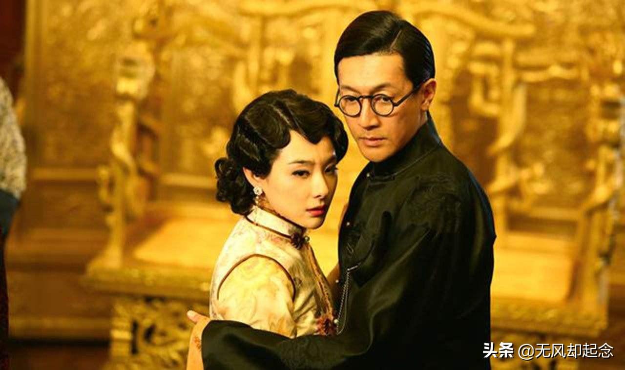 为准备登基典礼,溥仪拿出珍藏20年的龙袍,却被日本人泼一头冷水