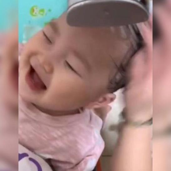 给宝宝洗头难?家长只要掌握正确的方法,宝宝就会享受这个过程