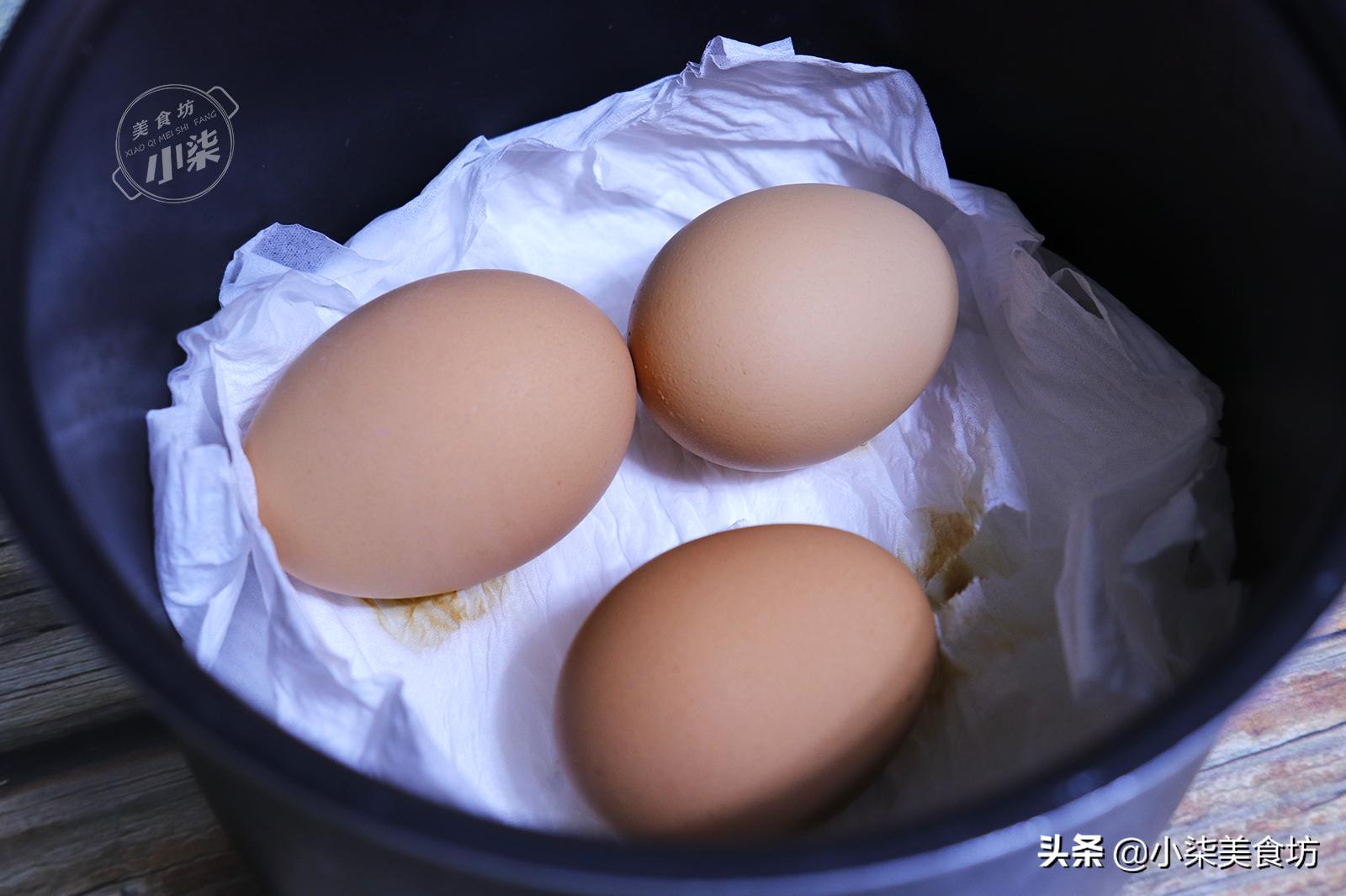 最近很火的煮雞蛋,只需一張紙,雞蛋2分鐘出鍋,軟嫩適中口感好