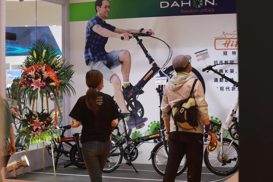 大行眾多車型集中亮相2021國際自行車展,共享360賦能產業發展