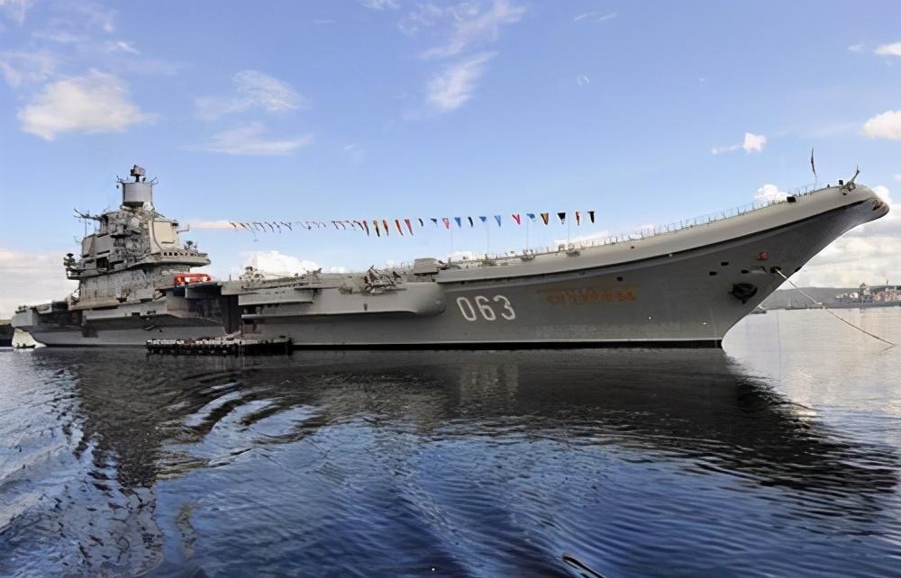 宁愿报废也不求中国?俄海军唯一航母命运多舛,未来将何去何从