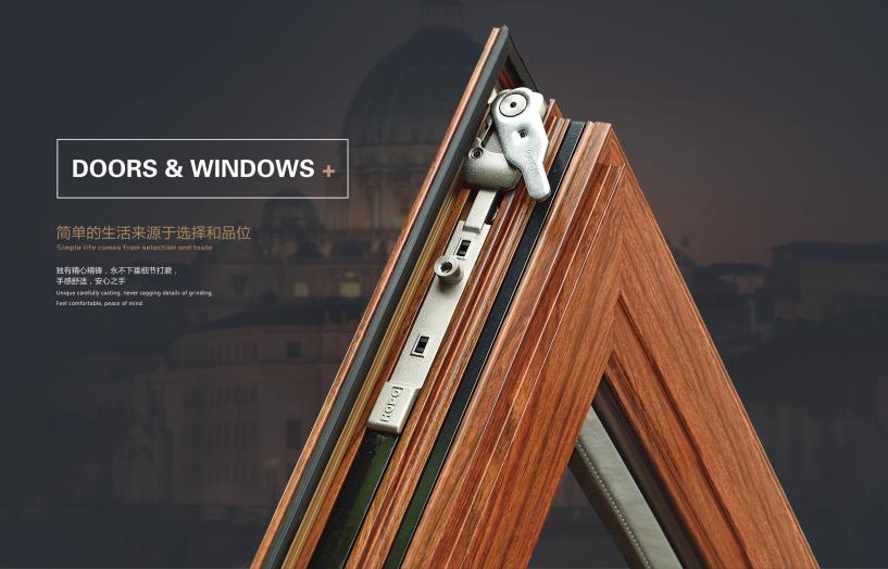 """冠豪门窗丨被称为""""门窗心脏""""的五金配件,对门窗到底有多重要?"""