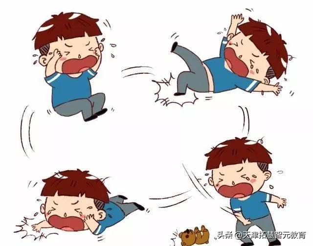 自闭症孩子在训练时一直哭闹怎么办?