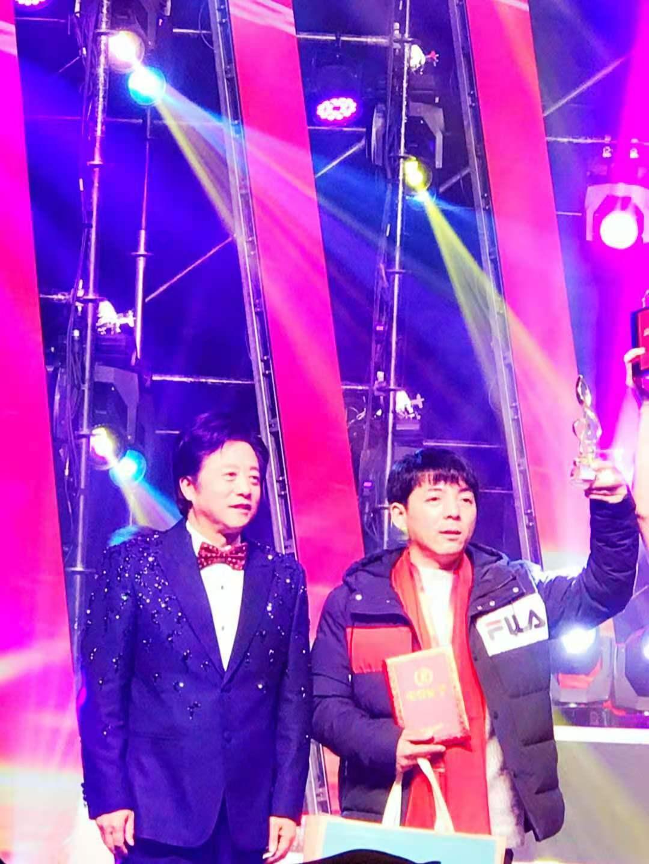 西安音乐人杜鹏歌曲《妹妹》荣获银奖