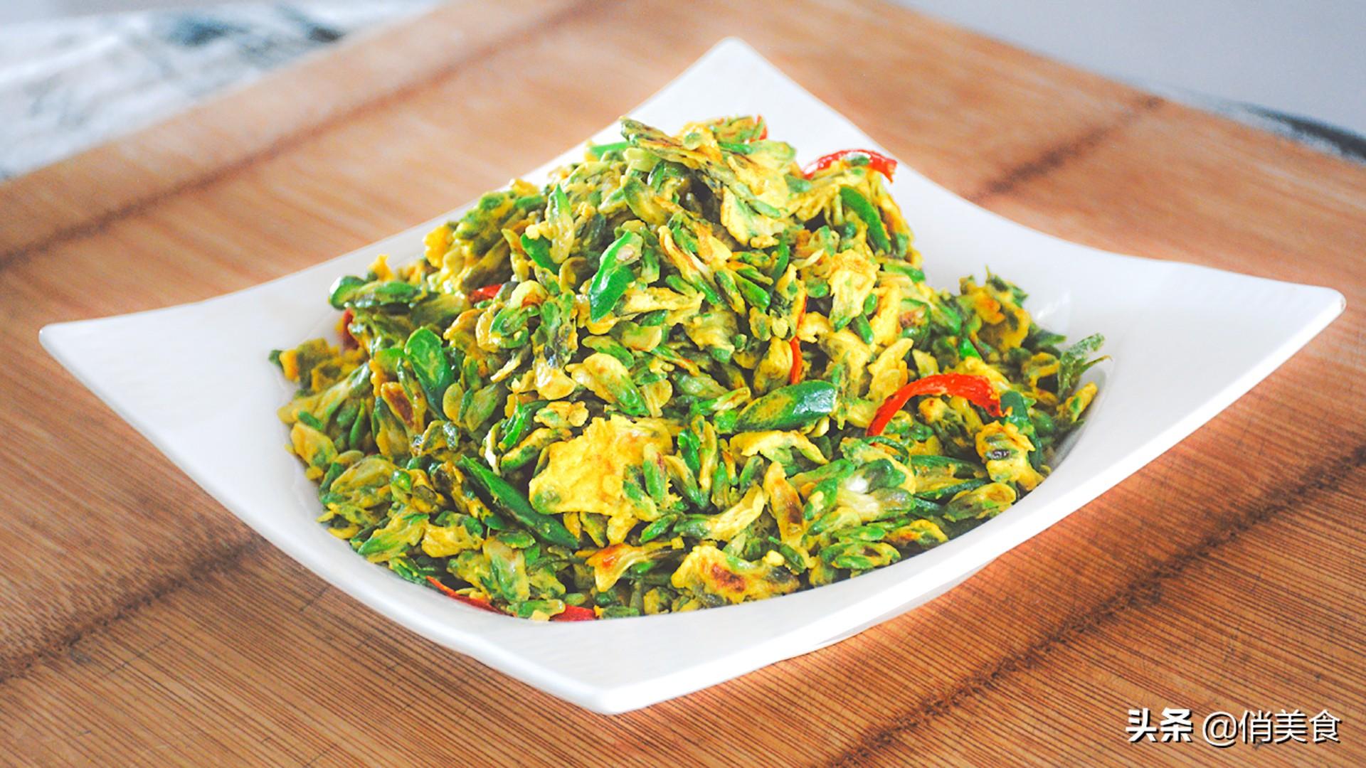 四月槐花香,清火又养颜,最美味的6款做法,一个比一个好吃 美食做法 第41张