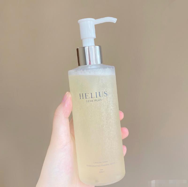 洗面奶篇:超级好用的赫丽尔斯洁颜蜜