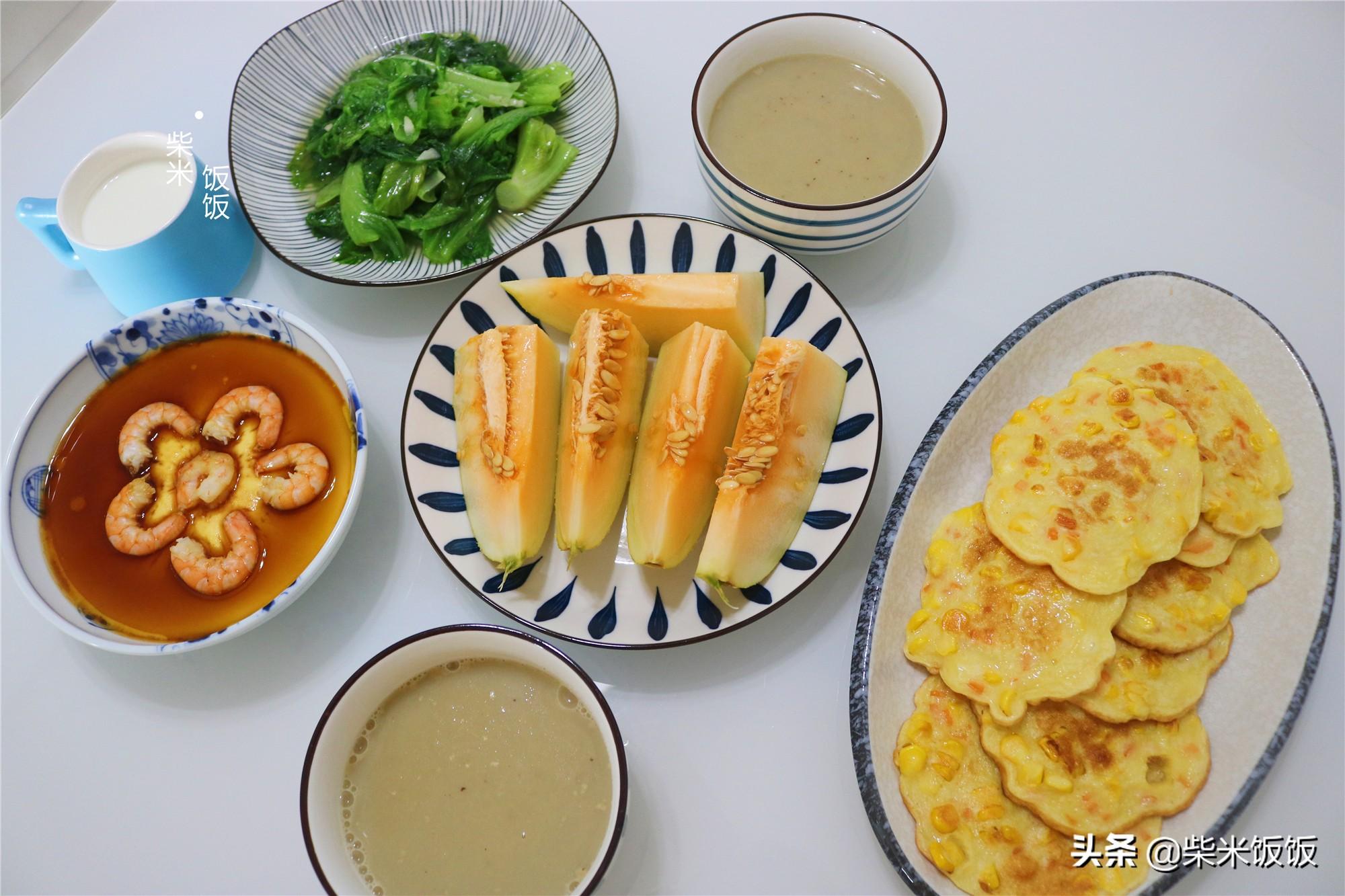 早餐就喜欢这样的,不需要起太早,做法简单,营养搭配又好吃 美食做法 第8张