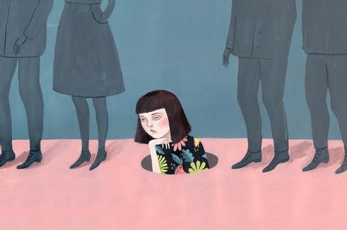 為什麼很多女人不講究吃穿,也不愛打扮自己? 她們都是什麼心理?