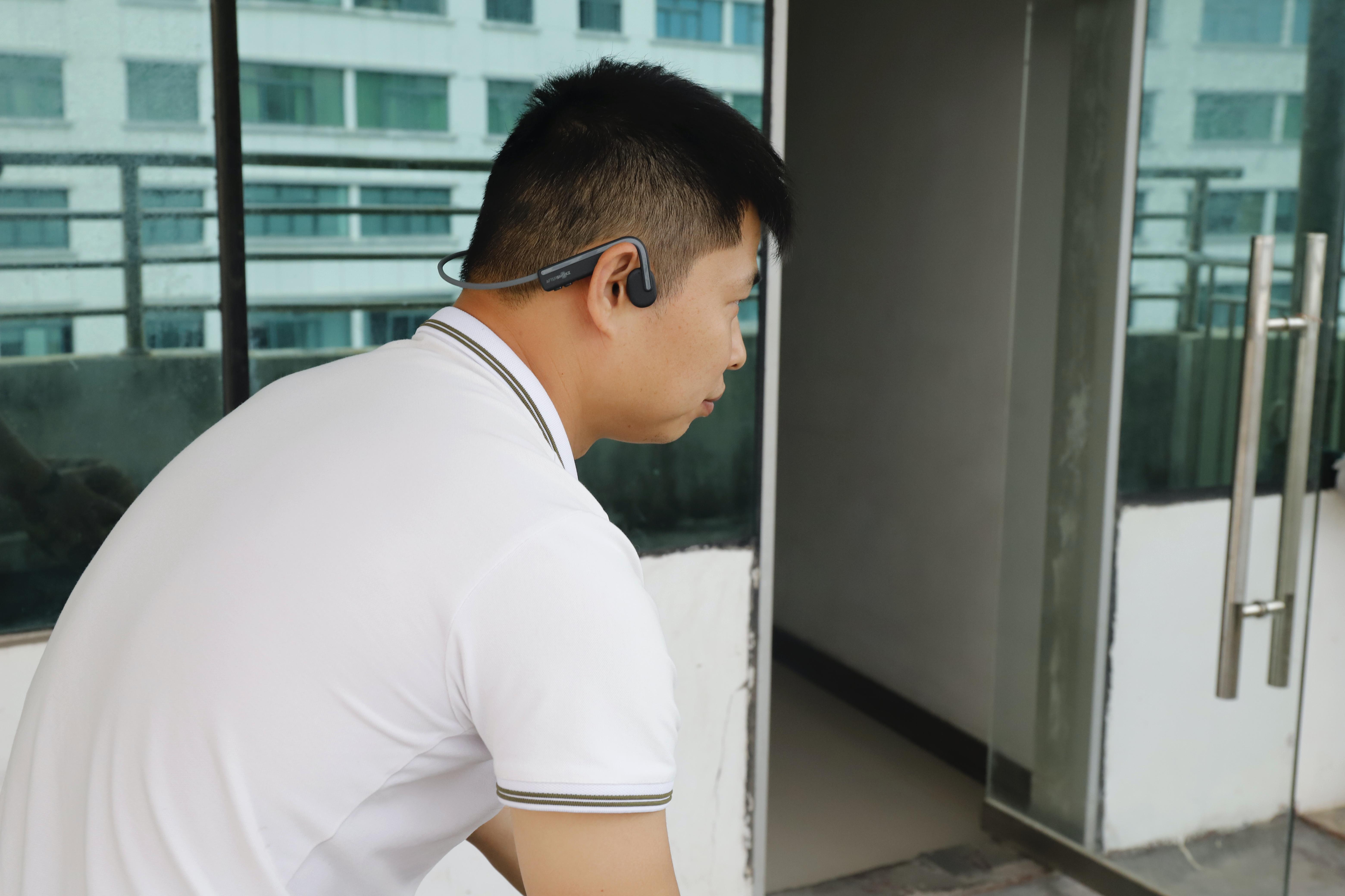 解放双耳,肆意奔跑,韶音的新品——OpenMove评测