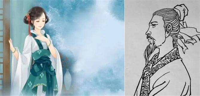 他是苏轼的弟子,因一曲黄昏恋歌被革去功名,却写下千古爱情名句