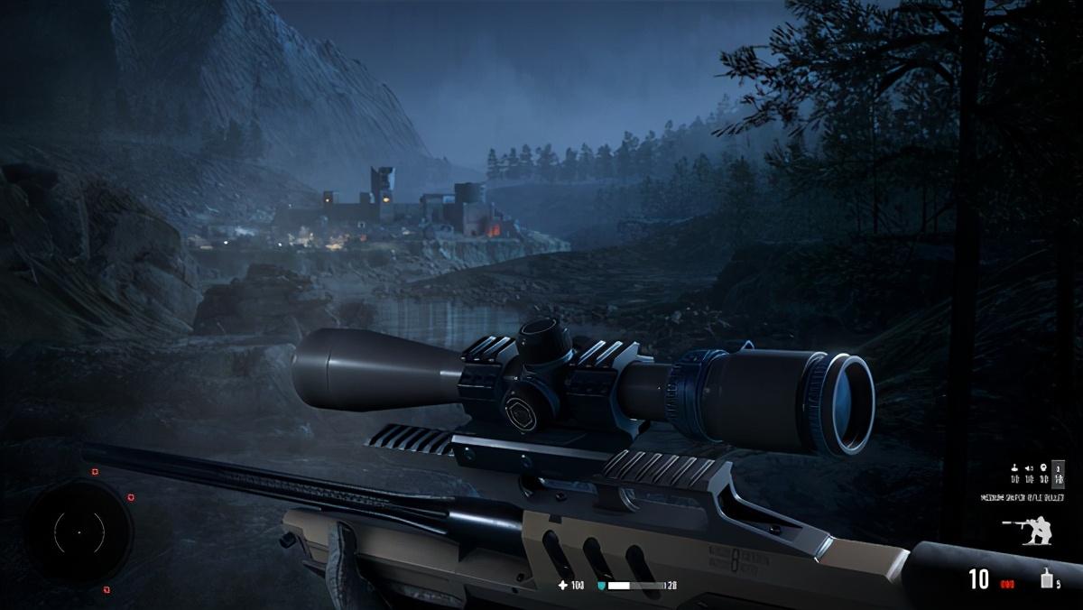 《狙击手:幽灵战士契约2》评测:出色的狙击刺杀体验