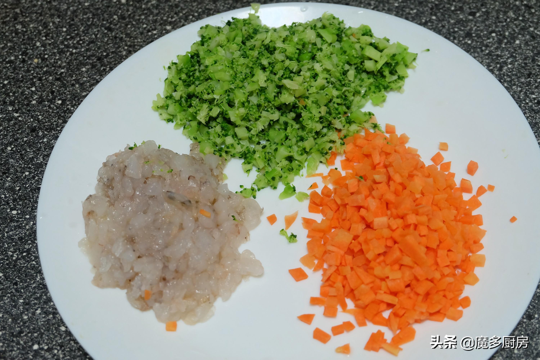 推荐一款营养辅食,鲜味十足做法简单,好吃易消化,煮给孩子吃吧 美食做法 第7张