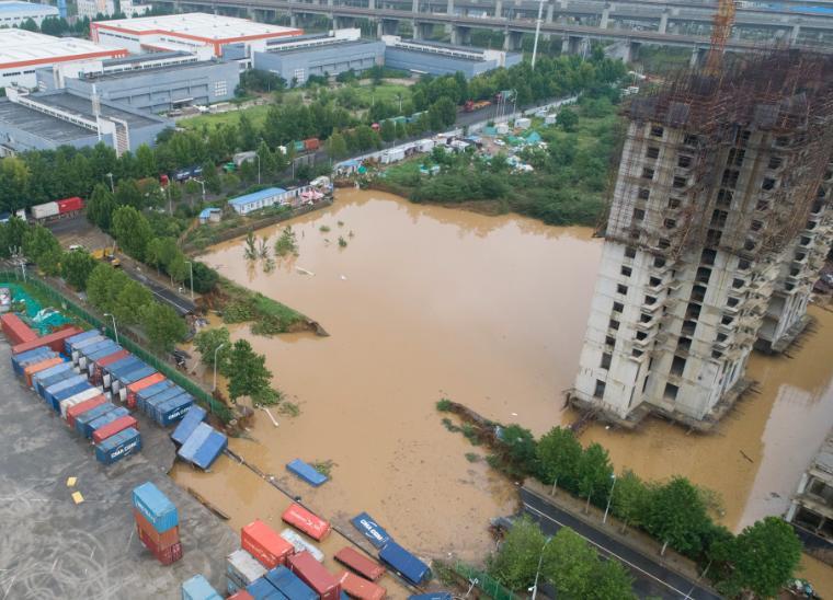 洪水冲垮了贷款买的房子,房贷还需要还吗?银行会怎么处理?
