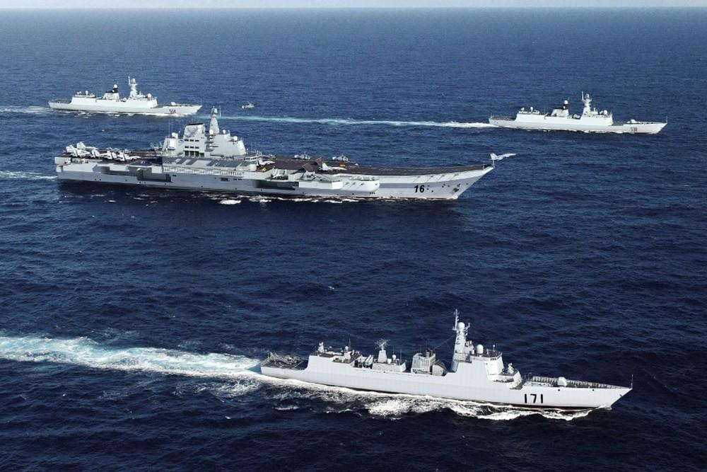 美国有11艘航母,每一艘都随叫随到?其实大部分都被牵制得不敢动