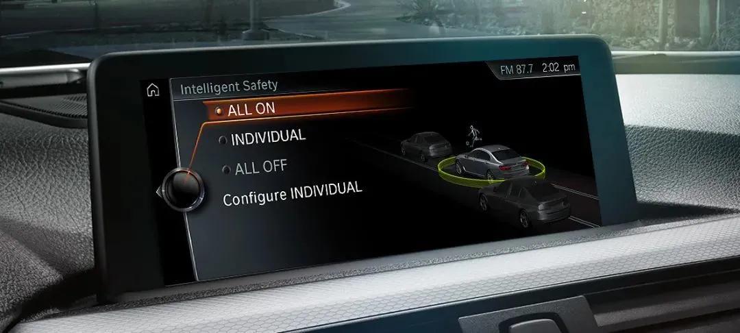创新设计   全新BMW 4系双门轿跑车 锋芒四射新一年