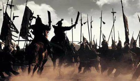 夷陵之战蜀军惨败,无强大水师是原因之一,刘备在马鞍山最后一搏