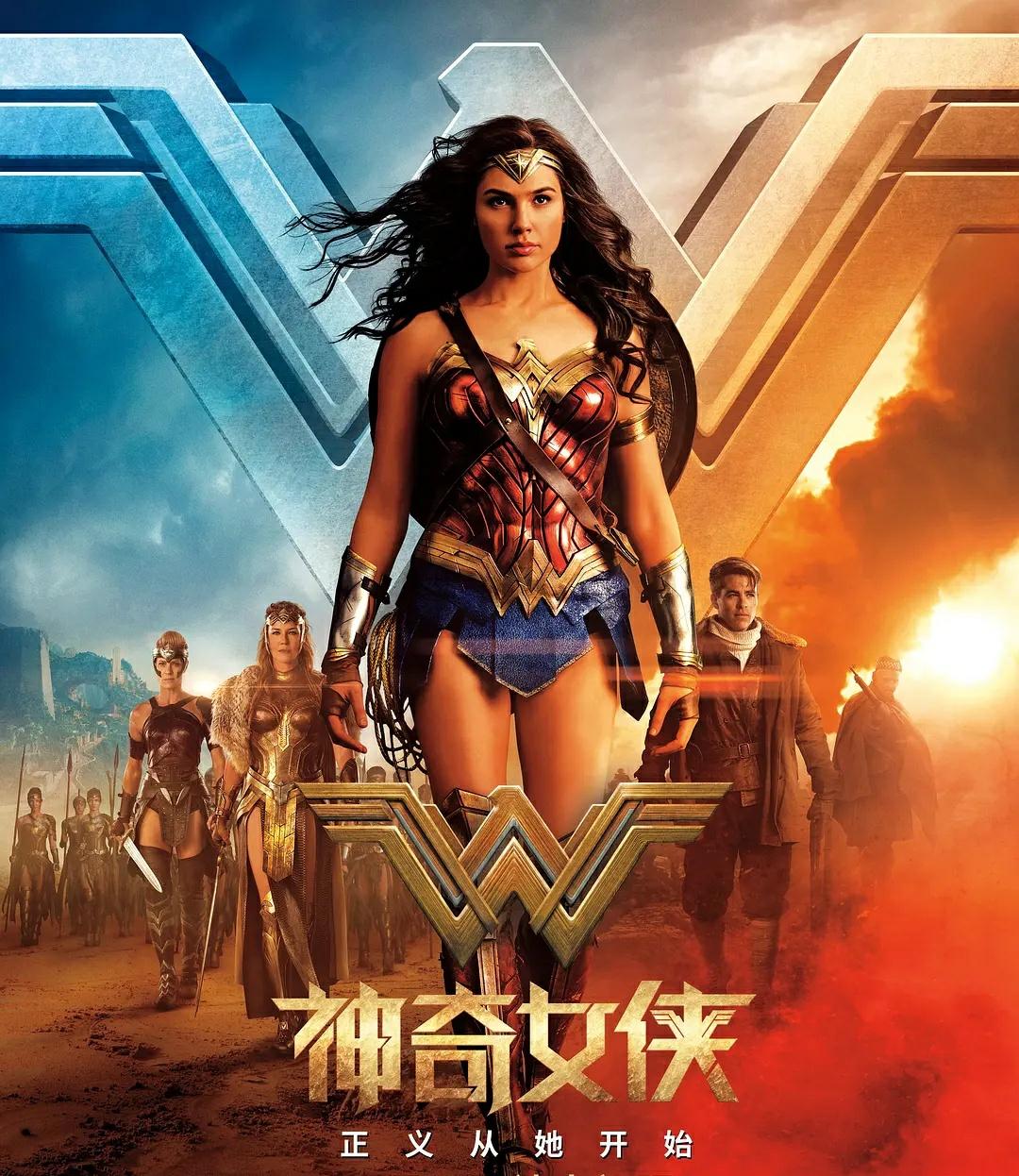 神奇女侠3立项,盖尔加朵继续出演神奇女侠,派蒂杰金斯执导编剧