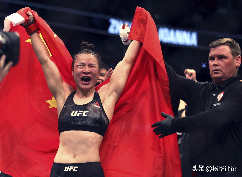 UFC名宿:张伟丽重拳是大杀器但也是漏洞,罗斯想抓防反后发制人
